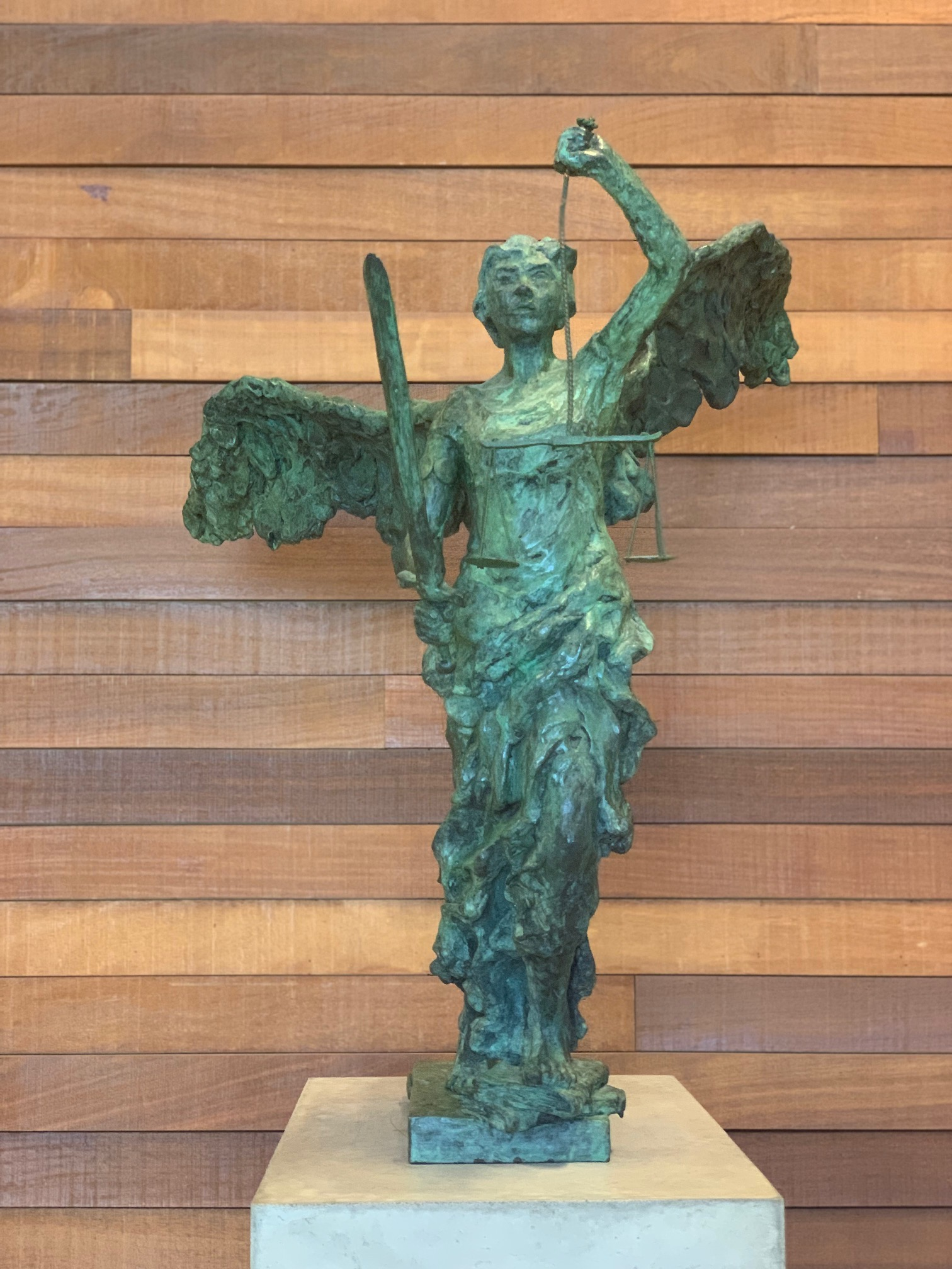 Angel justitia